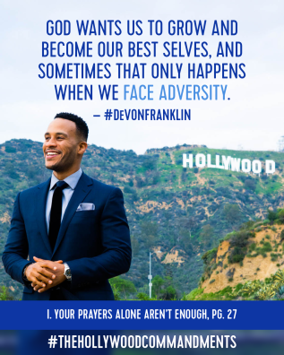 Devon Franklin – The Hollywood Commandments Releasing on September26th